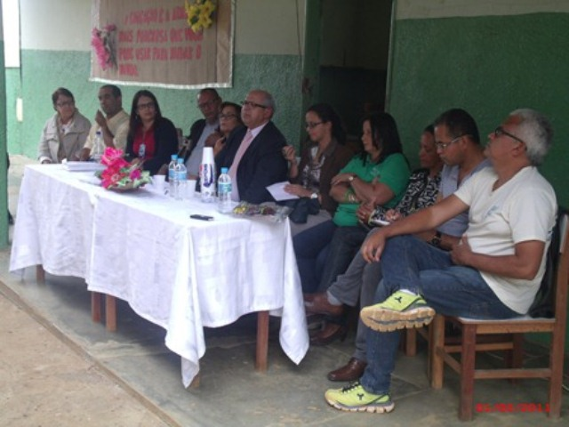 SIMMP acompanha sessão do Conselho Municipal de Educação em Bate Pé