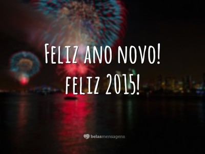 Boas Festas!